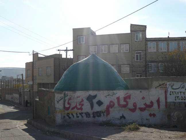 آرامگاه ابودجانه انصاری