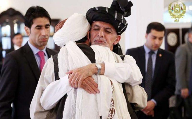 اشرف غنی و طالبان