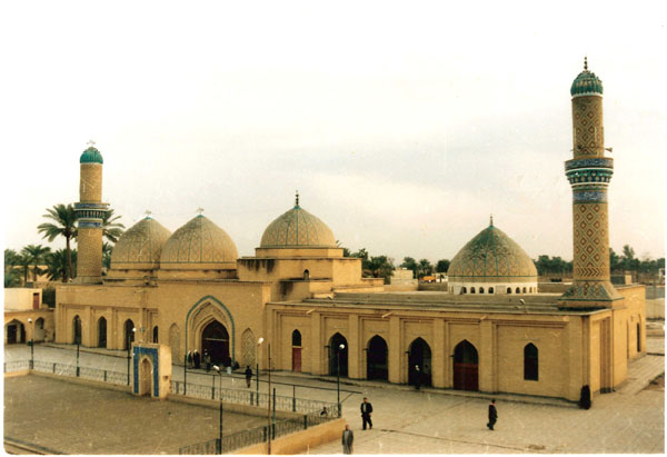 مقبره سلمان فارسی