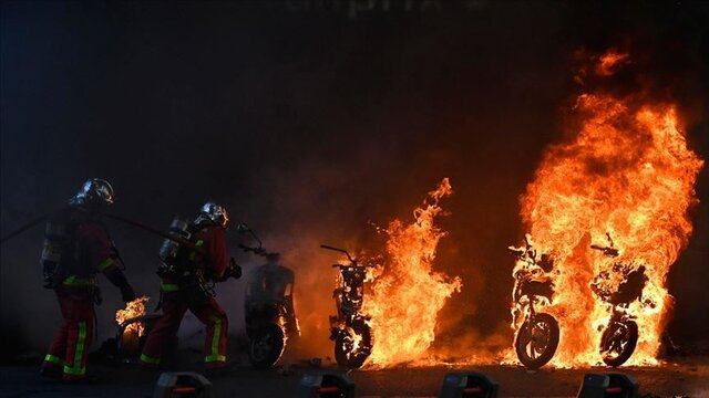 اعتراضات جلیقه زردهای فرانسه