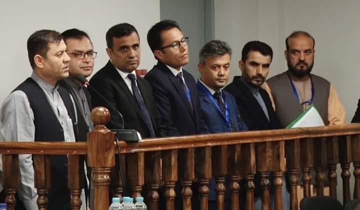 اعضای کمیسیون