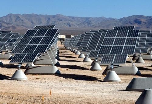 بزرگترین تولید کننده انرژی خورشیدی