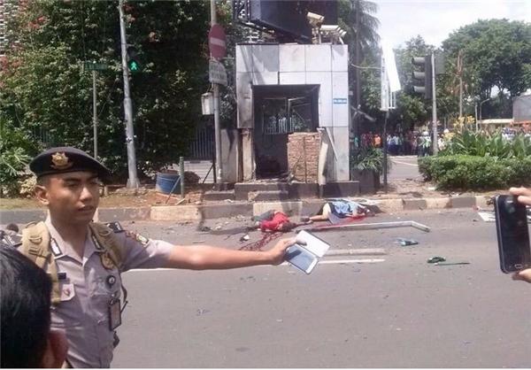 انفجار اندونزی (4)