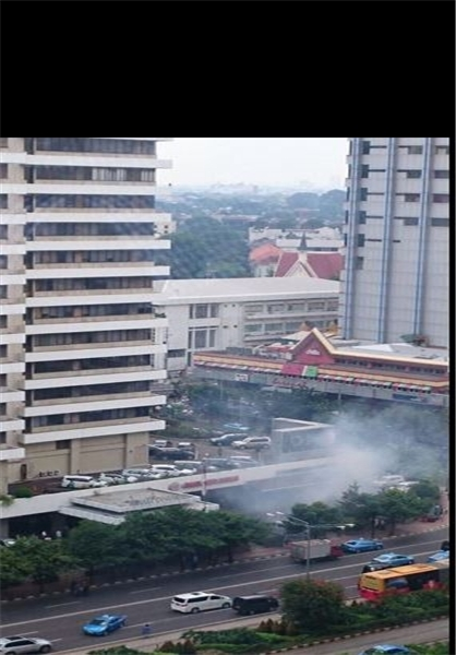 انفجار اندونزی (5)