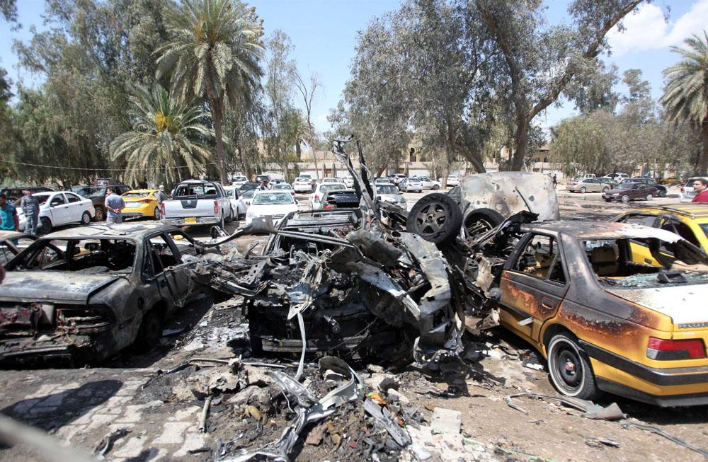 انفجار در بغداد (1)
