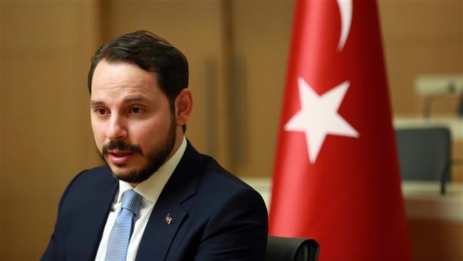داماد اردوغان