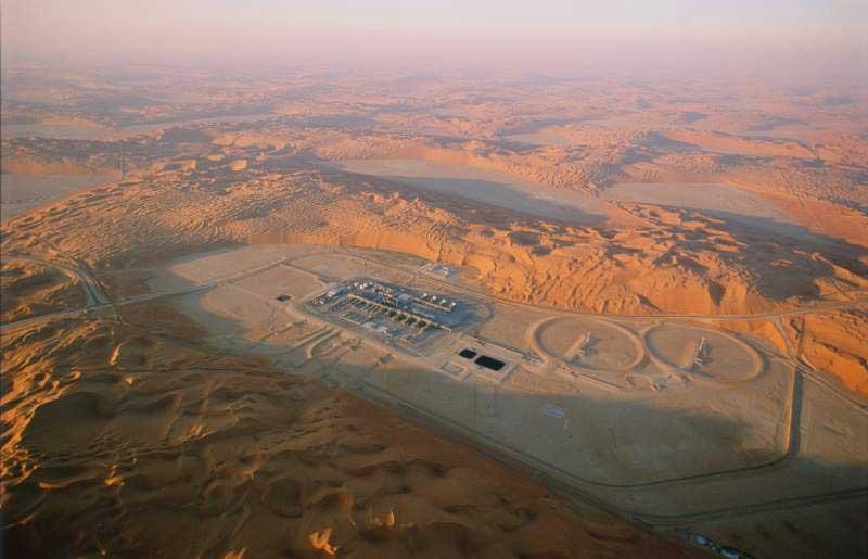 بزرگترین چاه نفت جهان