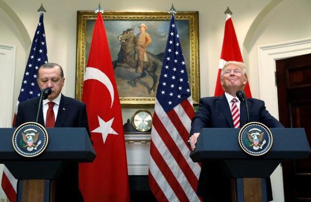 ترامپ-اردوغان