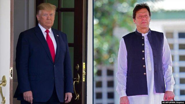 ترامپ-عمران خان