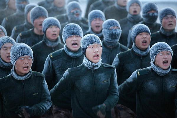 تمرینات نظامی (4)