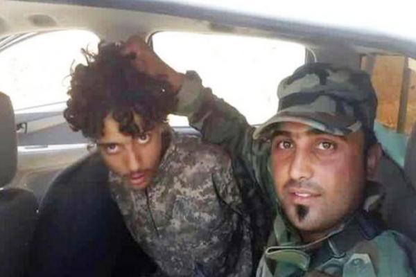 تک تیرانداز سعودی (2)