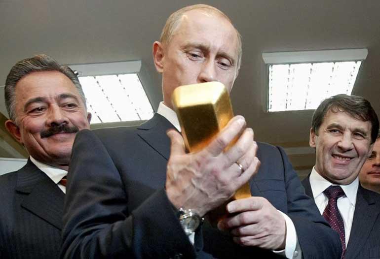 حجم ثروت پوتین چقدر است؟
