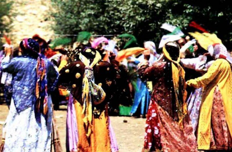 جشن حکومت زنان در اصفهان