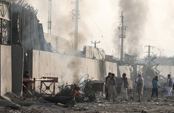 حادثه گرین ویلیج کابل