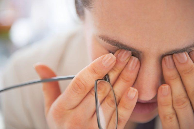 خشکی چشم و راههای درمان آن