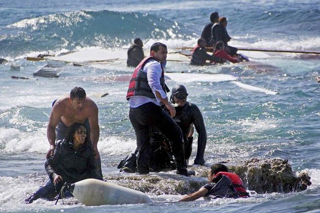مهاجرت غیرقانونی
