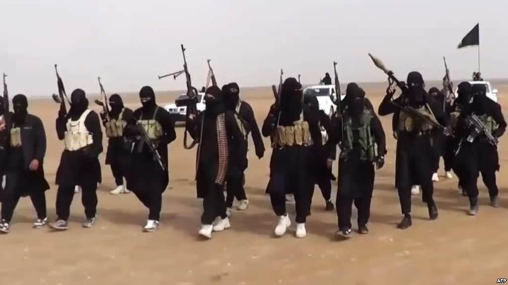 داعش 2018
