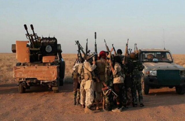 جنگجویان داعش