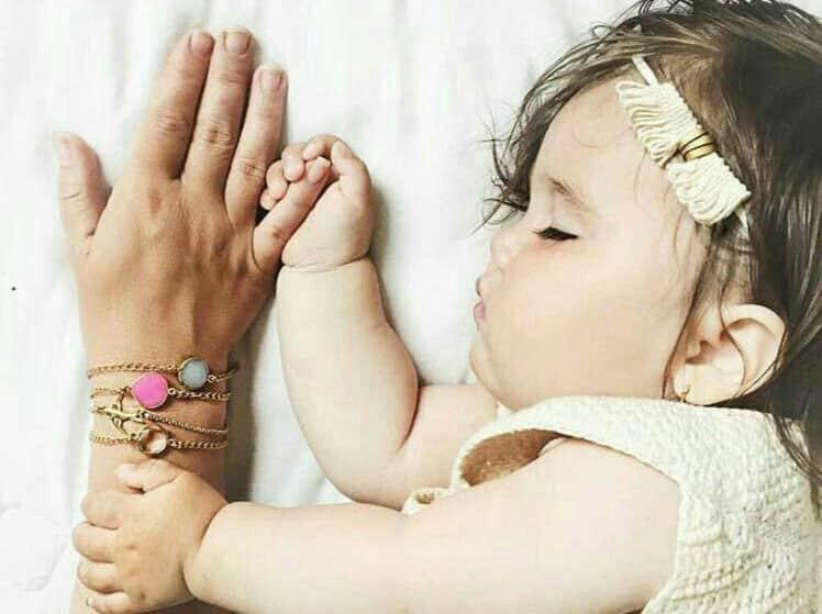 دعا برای فرزند