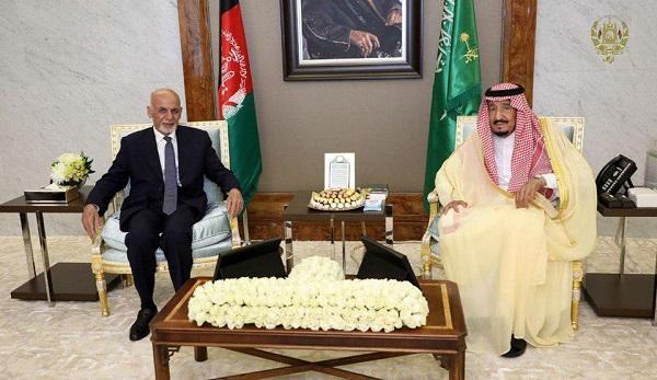 پادشاه عربستان سعوی دراین دیدار گفته است که افغانستان و پاکستان باید مشترکا کار کنند و عربستان سعودی آماده هرگونه همکاری در این خصوص است.