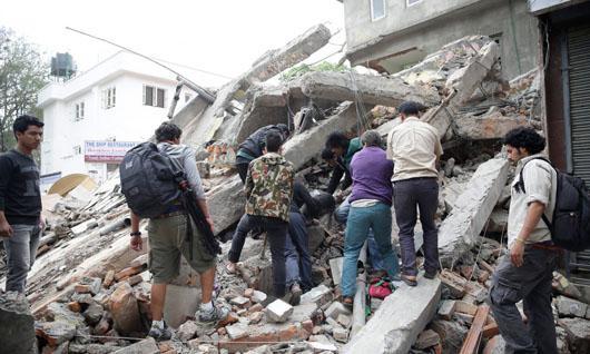 زلزله نپال (1)
