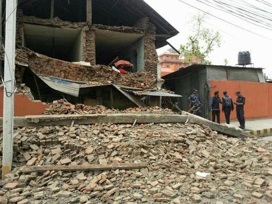 زلزله نپال (6)