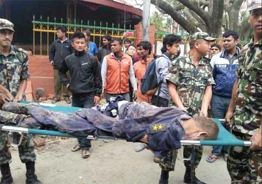 زلزله نپال (7)