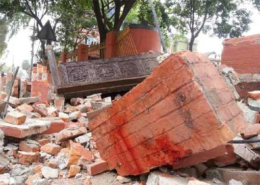 زلزله نپال (8)