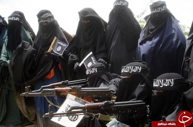 زنان داعشی (1)