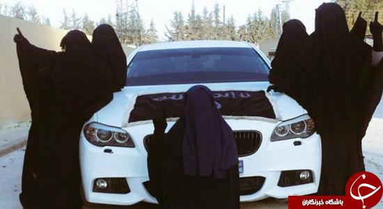 زنان داعشی (2)