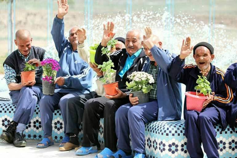 سرگرمی برای سالمندان