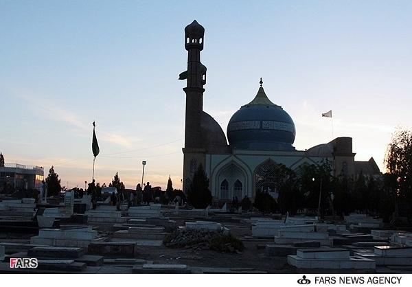 زیارتگاه هرات (1)