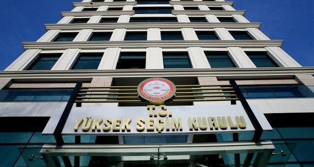 شورای عالی انتخابات ترکیه