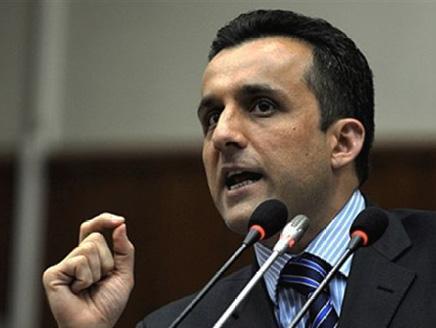 صالح: ارغنديوال د حزب اسلامي اصلي او مشروع مشر دی