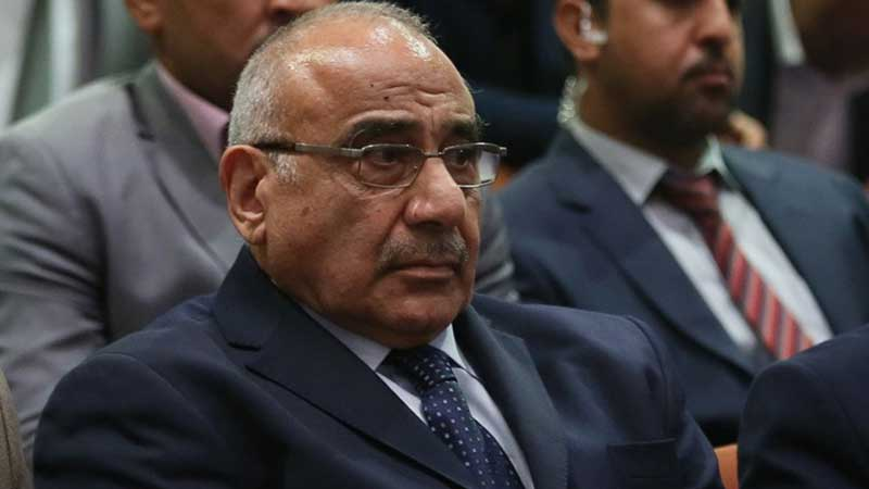 عادل عبدالمهدی نخست وزیر عراق