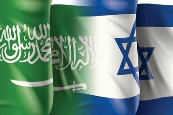 عربستان-اسرائیل