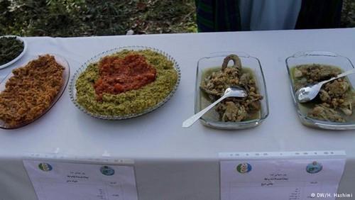 غذاهای سنتی افغانستان (2)