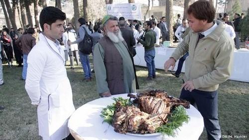 غذاهای سنتی افغانستان (3)