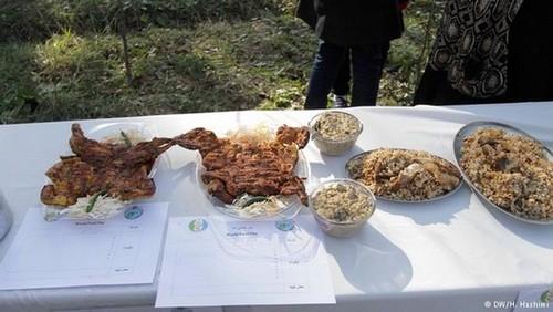 غذاهای سنتی افغانستان (5)