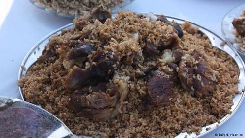 غذاهای سنتی افغانستان (7)