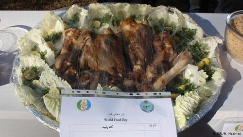 غذاهای سنتی افغانستان (8)