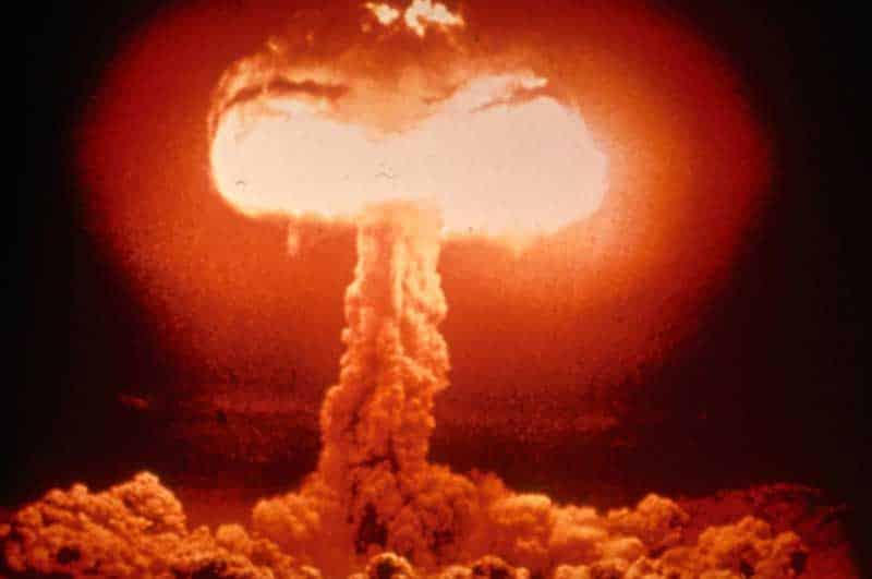 قدرت بمب هسته ای