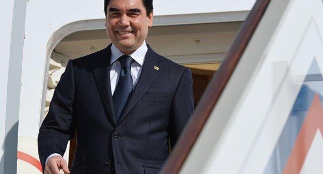 قربانقلی بردیمحمدوف