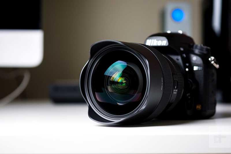 لنز دوربین دیجیتال