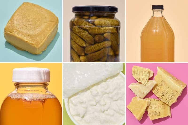 محصولات پروبیوتیک