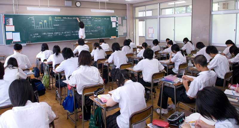 مدارس ژاپن