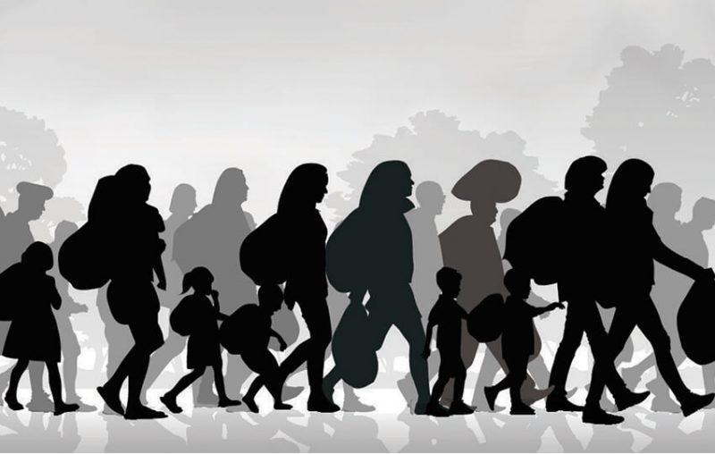 مهاجرات قاچاقی