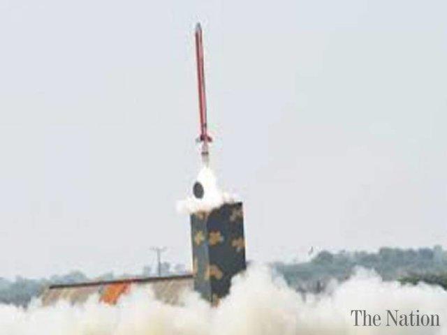موشک پاکستانی