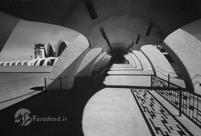 تصاویری از فرودگاه مدرن کابل، 50 سال قبل