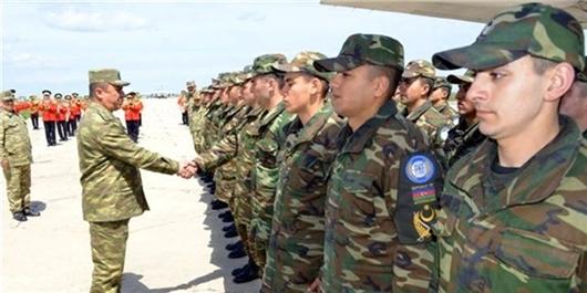 نیروهای آذربایجان (1)